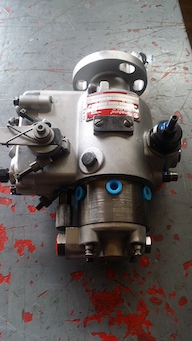 Allis Chalmers Model 2900 Injection Pump