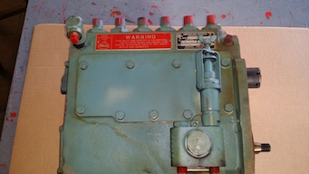 Allis Chalmers Fuel Pump