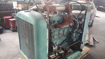 Detroit diesel 471 Turbo Power unit