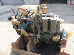 Hercules 6403 RXC Engine