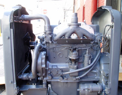 Hercules G2300 engine