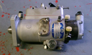 Perkins 4.108 Fuel Injection Pump