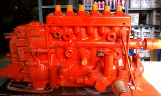 Scania DS8 Fuel Injection Pump