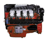 diesel engine and gas engine graphic