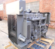 Waukesha F817GU Power unit