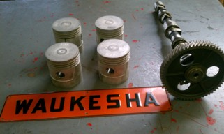 Waukesha FC engine parts