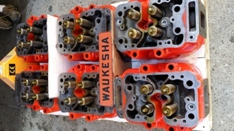 Waukesha Cylinder Heads for L2895, L2896, L5790, L5792, and L6670 engines