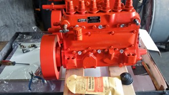 Waukesha L5792 Injection Pumps