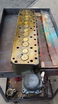 Waukesha VRD 283 New Cylinder head