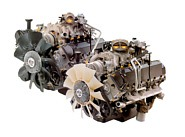 Agricultural Diesel engines graphic